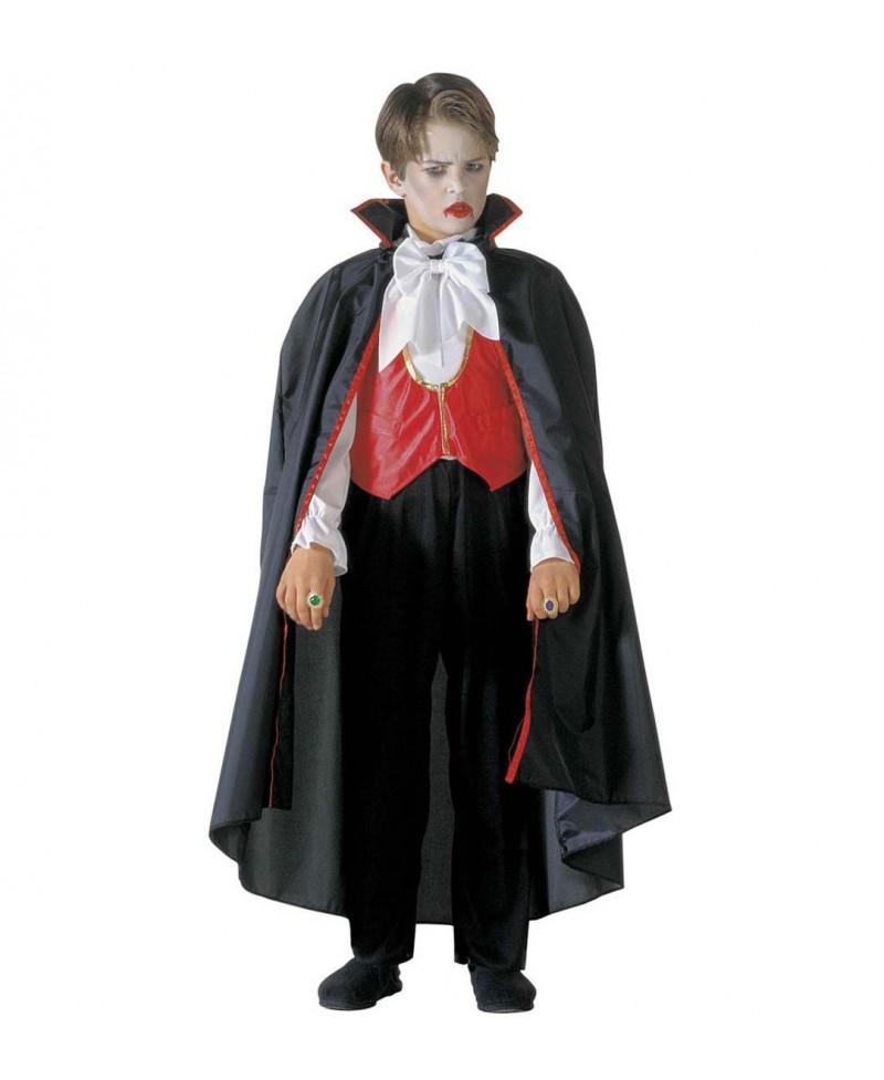 Disfraz de Vampiro Niño