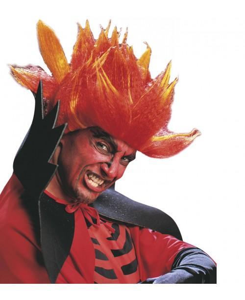 Peluca Diablo