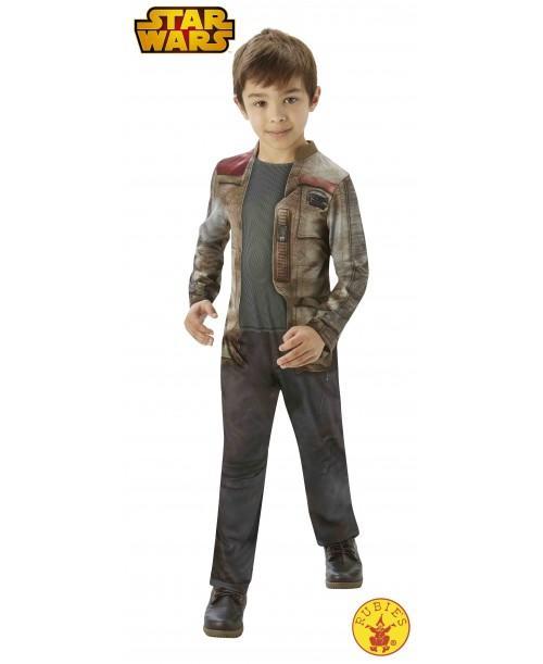 Disfraz de Finn Classic Star Wars para Niños