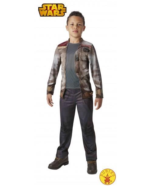Disfraz de Finn Deluxe Star Wars para niños