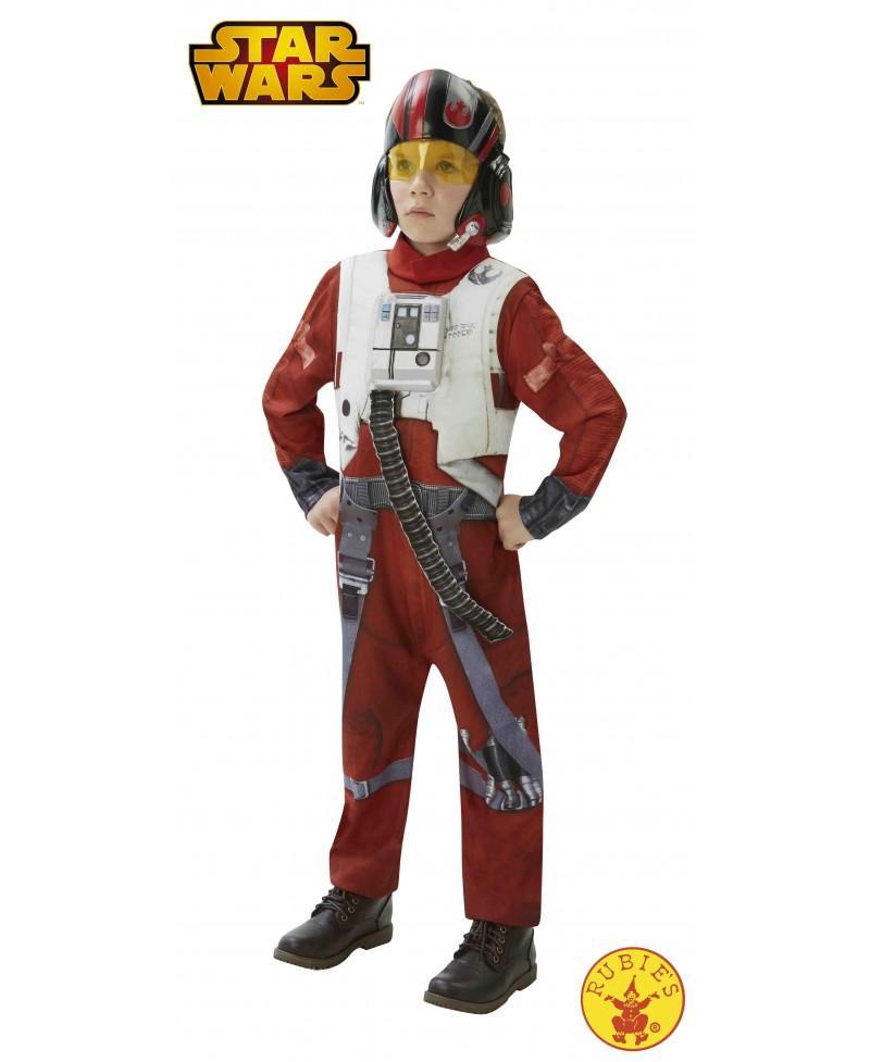 Disfraz de Hero Battler Deluxe para Niños