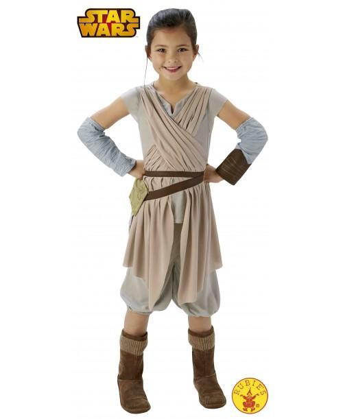 Disfraz de Rey Deluxe Star Wars para Niñas