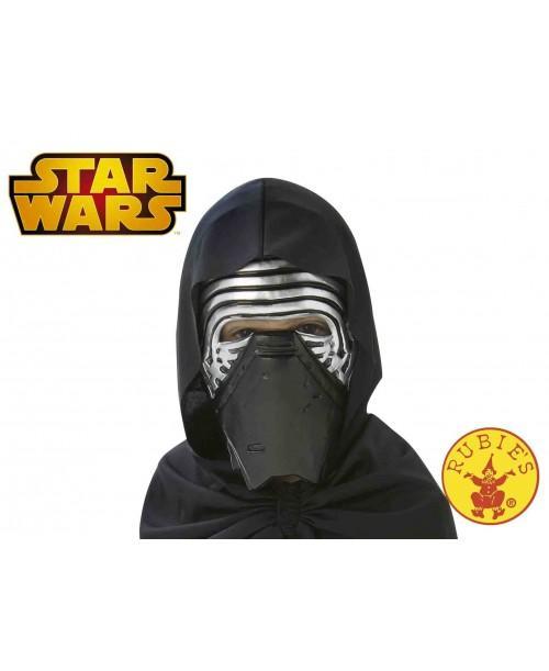 Máscara Kylo Ren Star Wars para Niños