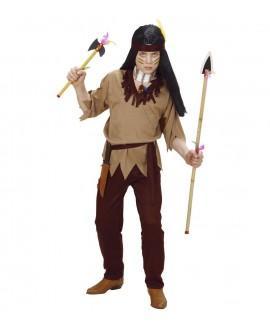Disfraz Indio con pluma