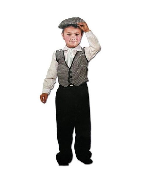 Disfraz de Madrileño Niños