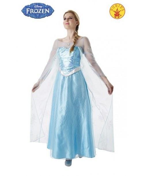 Disfraz Elsa Frozen Adulto