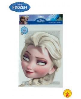 Máscara Elsa de Frozen
