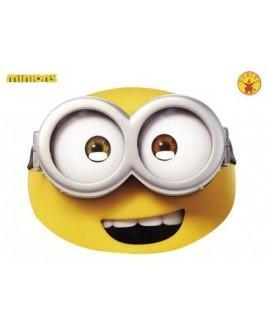 Máscara de Bob de los Minions de Cartón