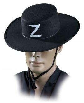 Sombrero Enmascarado de Fieltro