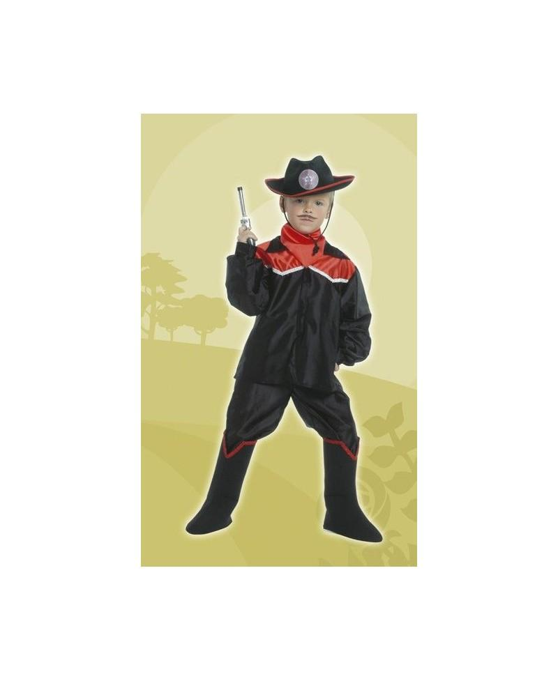 Disfraz de Pistolero para niños