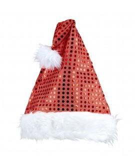 Sombrero Santa Claus Lentejuelas
