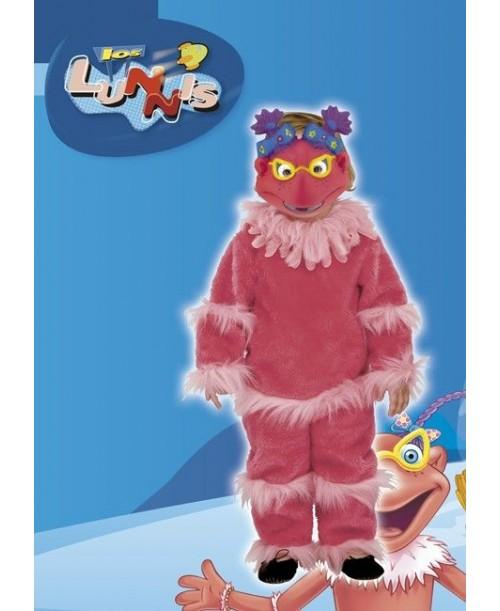 Disfraz de Lupita - Lunnis (estuche)