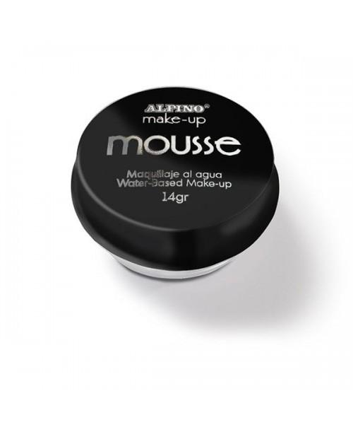 Maquillaje Mousse Negro