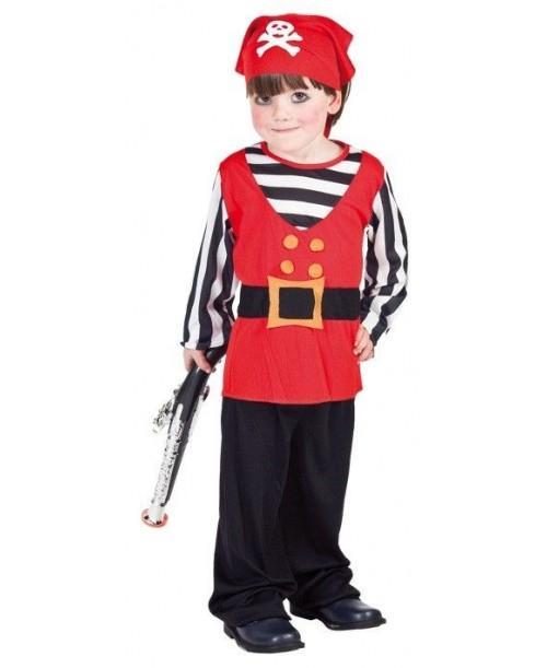 Disfraz de Pirata Baby