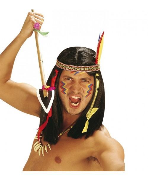 Peluca Comanche