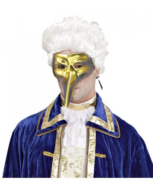 Máscara Veneciana de Plástico
