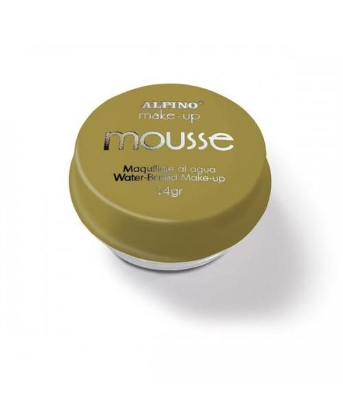 Maquillaje Mousse Oro
