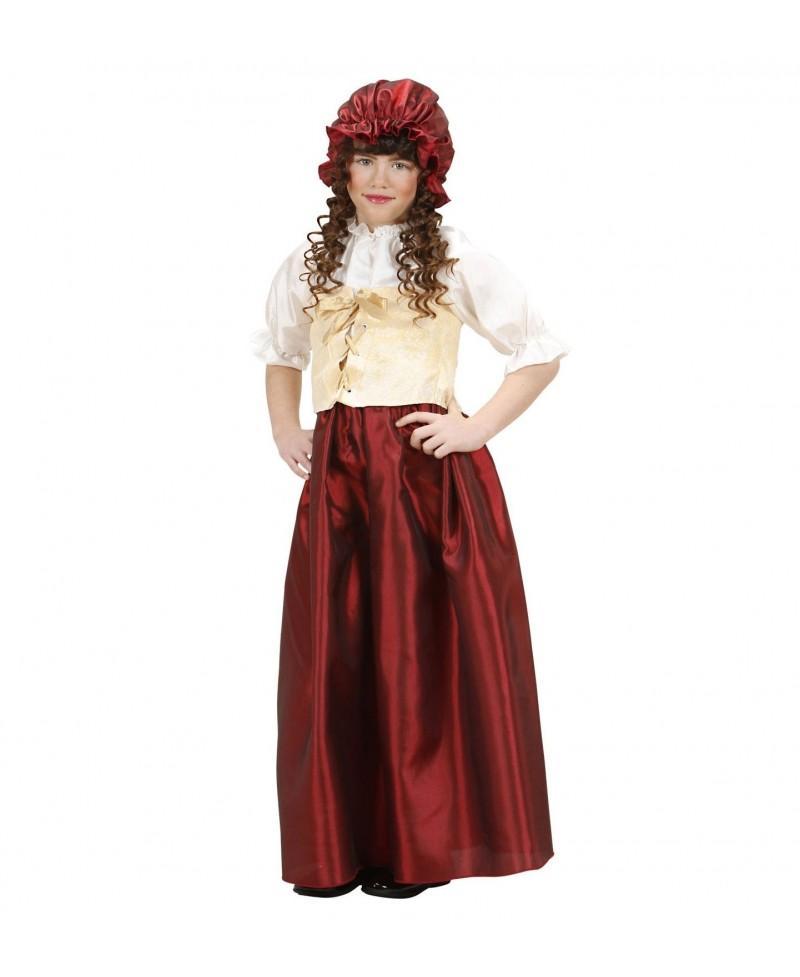 Disfraz de Campesina