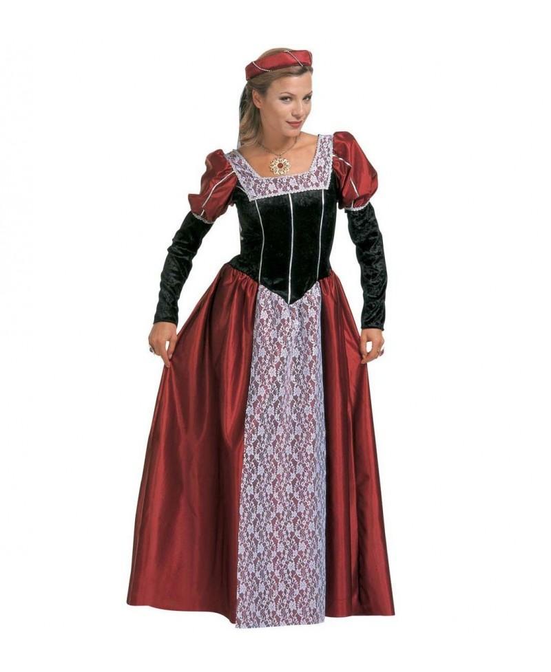 Disfraz de Castellana
