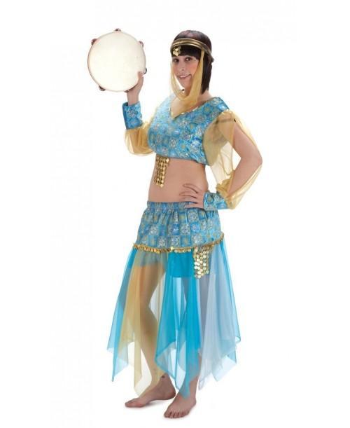 Disfraz de Danza del Vientre