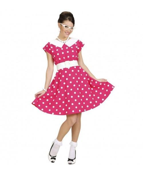 Disfraz Mujer de los Años 50
