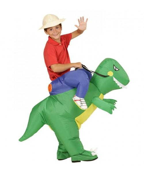 Disfraz de Dinosaurio Hinchable