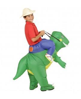 Disfraz de Dinosaurio Hinchable