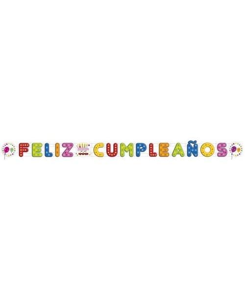 """Guirnalda """"Feliz Cumpleaños"""""""