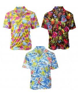 Camisa Hawiana