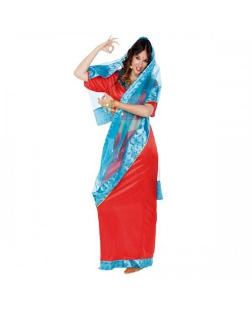 Disfraz de Bollywood Chica