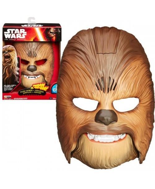 Máscara de Chewbacca