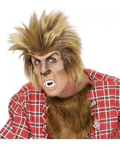 Peluca Hombre Lobo