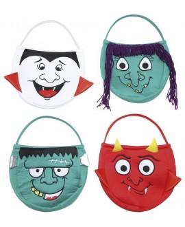 Bolsa Halloween (4 modelos)
