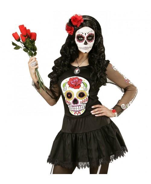 Camisa Día De Los Muertos