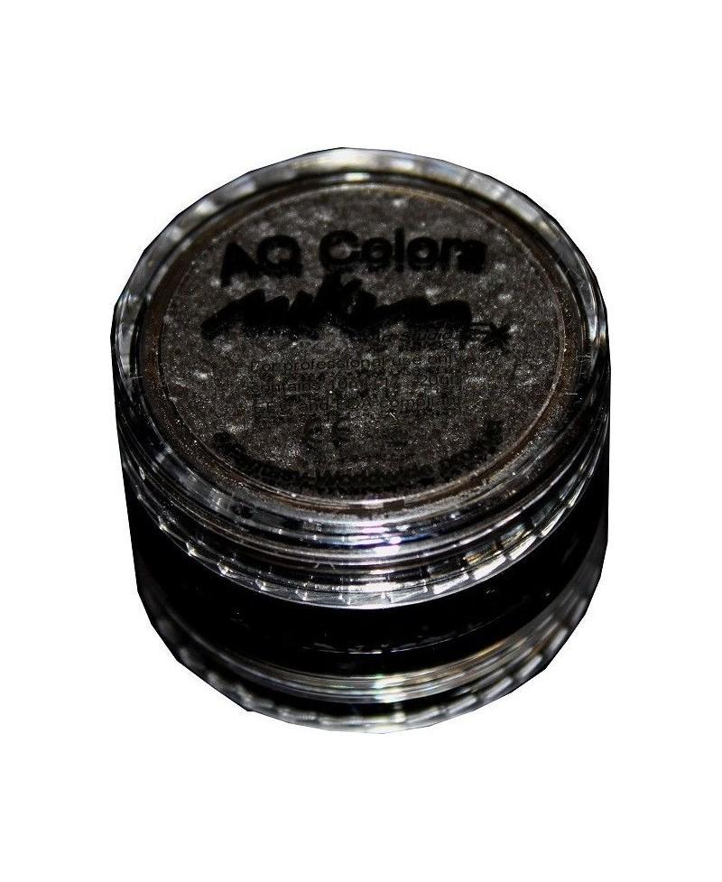 Maquillaje Al Agua Negro Casa Del Disfraz - Maquillaje-negro