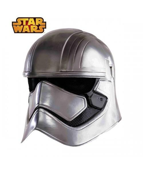 Casco Capitan Phasma Adulto