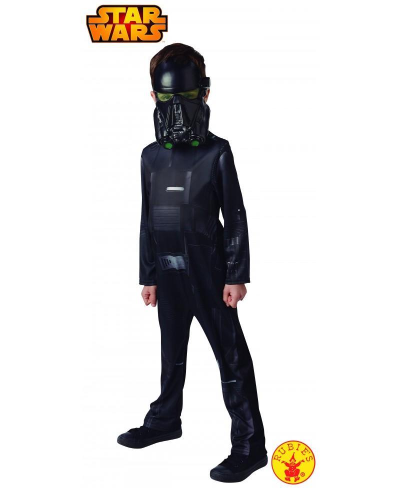 Disfraz Death Troope Classic Niño