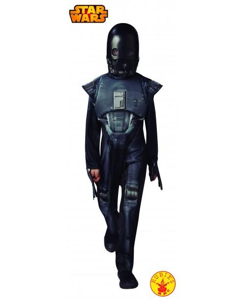 Disfraz de K-2SO Deluxe Star Wars Niño