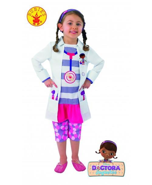 Disfraz de Doctora Juguetes Classic