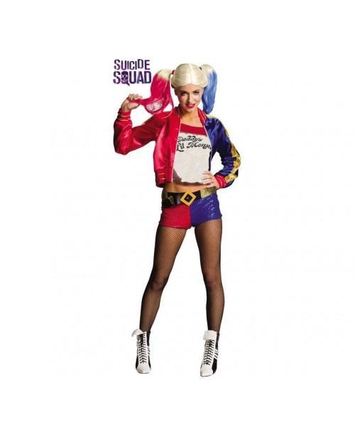 Disfraz de Harely Queen de Escuadron Suicida para Adulto