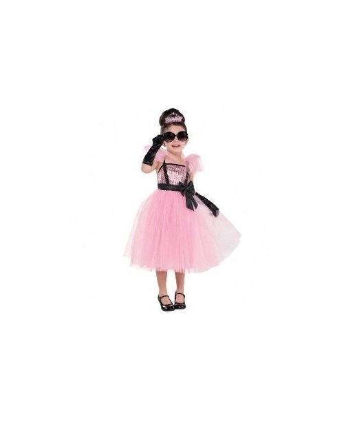Disfraz de Princesa Glamurosa para Niña