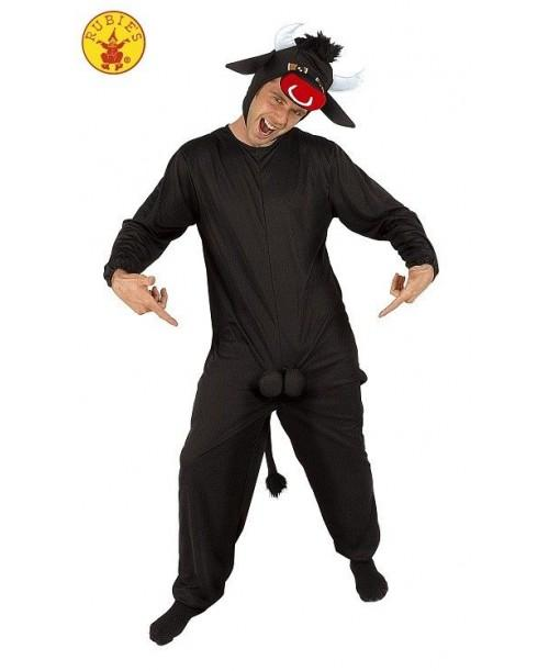Disfraz de Toro Loco Adulto