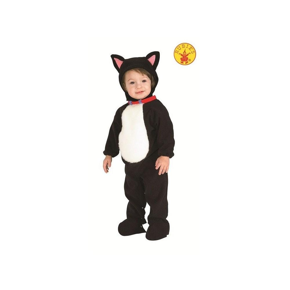 Los gatos disfraz para niños