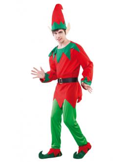 Disfraz de Elfo Adulto
