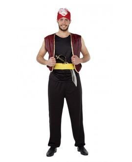 Disfraz de Aladino para Adulto