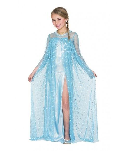 Disfraz de Princesa de Hielo para niñas