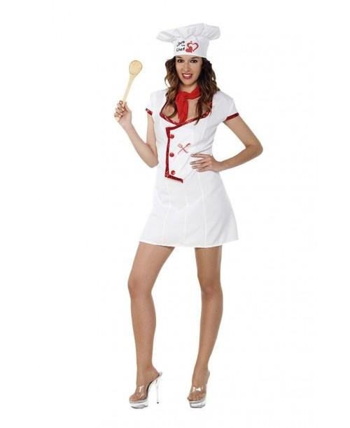Disfraz de Cocinera Chica