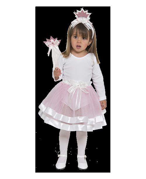 Set Princesa Bebe Rosa