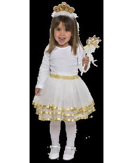 Set Princesa Bebe Oro
