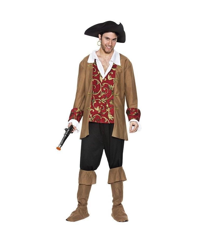 720bc1b38b674 Disfraz de Pirata Hombre - Casa del disfraz®